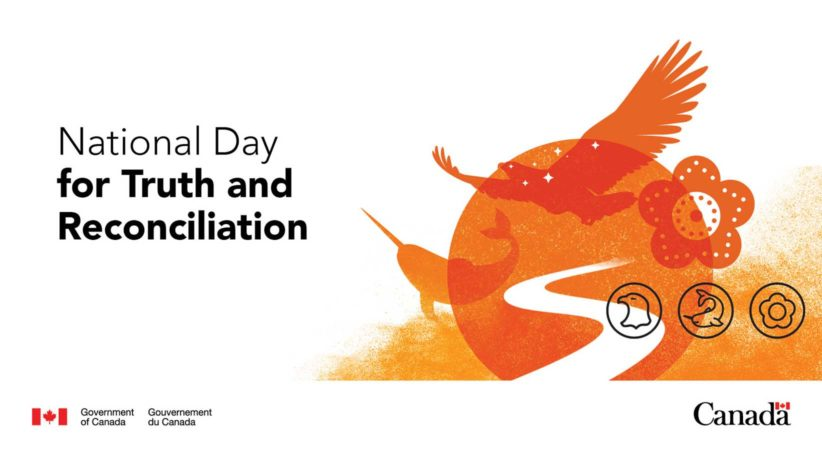 National Day for Truth and Reconciliation Government of Canada graphic