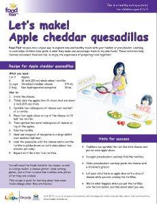 Apple Cheddar