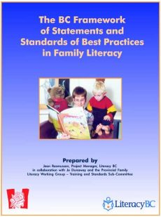 BC Framework of Best Practices Family Literacy