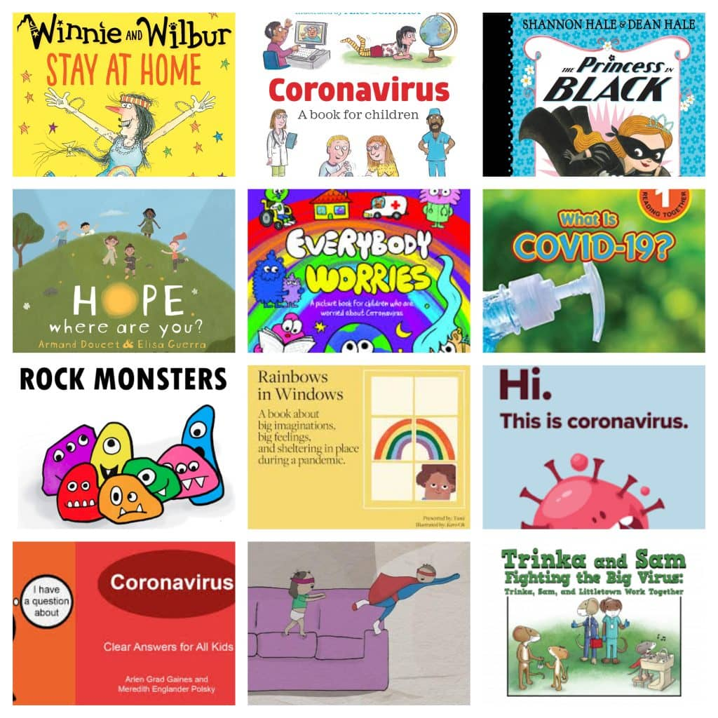 A selection of picture books