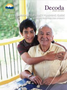 Community literacy planning guide 2012