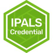 IPALS credential badge