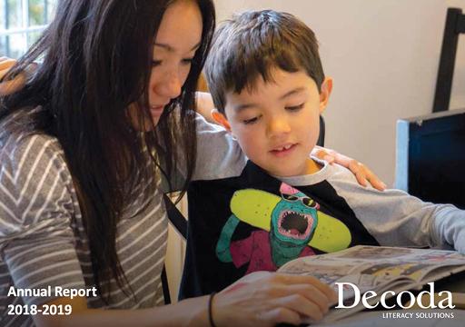 Decoda annual report 2019