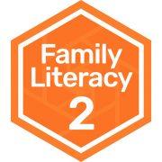 Family literacy level 2 badge