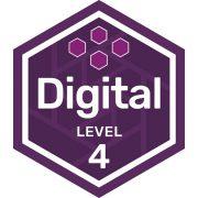 IT digital badge level 4