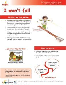 I Wont Fall