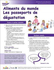 Les passeports de degustation