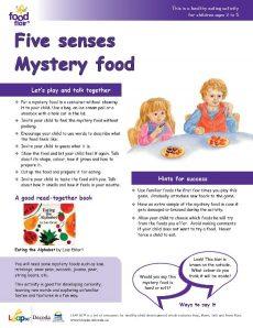 Mystery Food