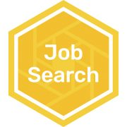 Job search badge