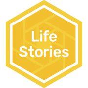 Life stories badge