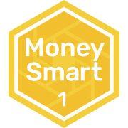 Money smart level 1 badge