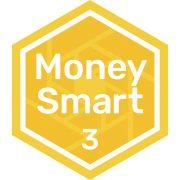 Money smart level 3 badge