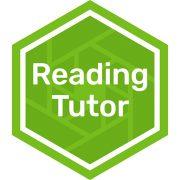 Reading tutor badge