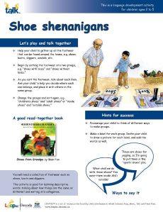 Shoe Shenanigans
