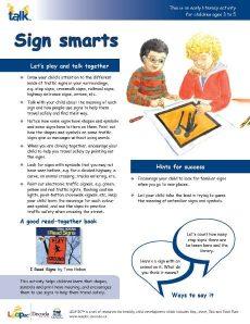 Sign Smarts